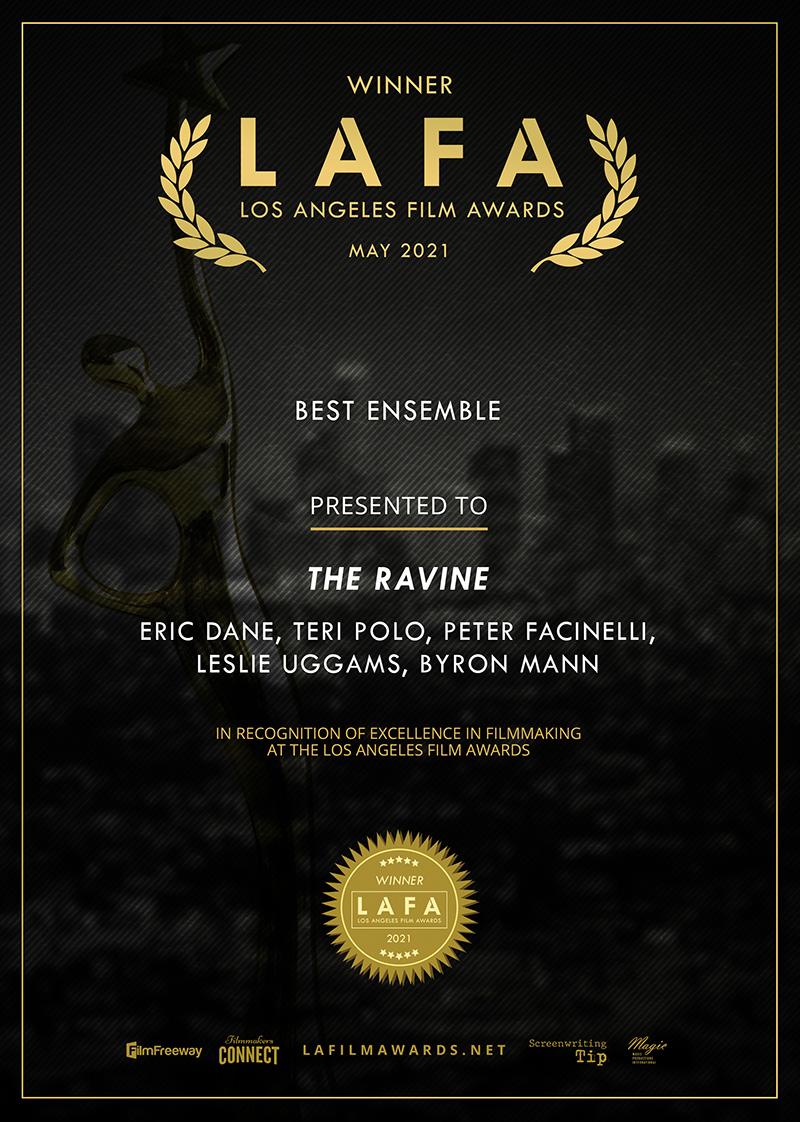 LAFA Best Ensemble