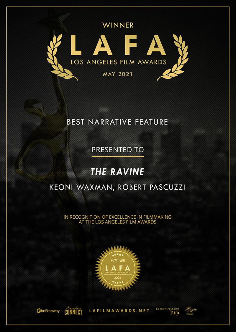 LAFA Best Narrative Feature